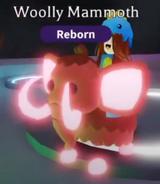 Neon Woolly Mammoth