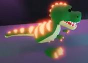 Neon T-Rex