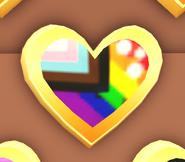 LGBTQ pride pinnn