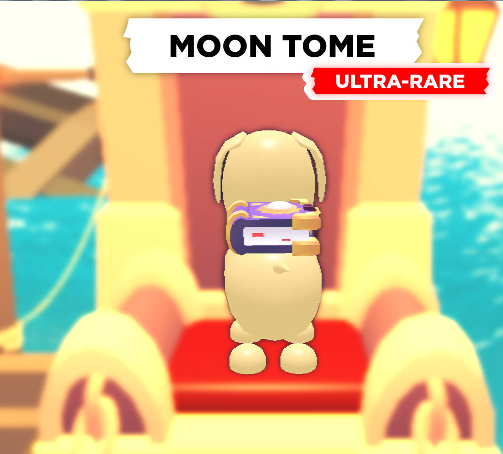 Moon Tome