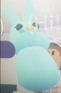 Bunny Plush In Game