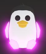 Neon Penguin