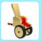 Throne Stroller Inventory