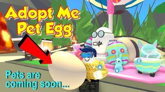 Pet Egg Adopt Me Wiki Fandom