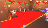 Christmas Shop Pet Display