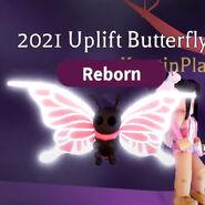 Neon 2021 Uplift Butterfly