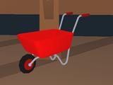 Wheelbarrow Stroller