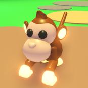 Neon Monkey