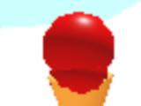 Red Ice Cream