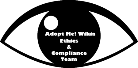 Adopt Me! Wikia Ethics and Compliance Team Logo.png