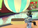 Balloon Stroller