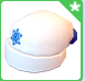 The White Winter Hat as seen in a players inventory