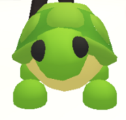 Turtle In-game.