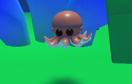 Octopus In Game