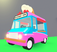 AM Ice Cream Truck