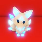Neon Kitsune