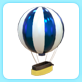 Balloon Stroller in a player's inventory