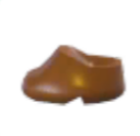 Eco Brown Wooden Clogs inventory