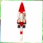 Santa Rattle