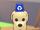 Eco Blue Recycling Bin Hat