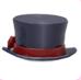 Top Hat Frisbee
