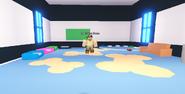 AM School Pet Training Room