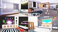 Futuristic House Tour- ADOPT ME ROBLOX