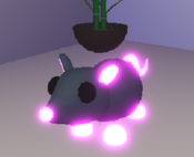 Neon Rat