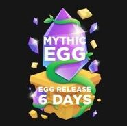 Release of mythic egg