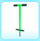 Pogo Stick in a Player's Inventory
