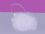 Rainbow Stroller