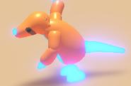 Neon Ground sloth