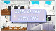 Adopt me aesthetic shop house tour Eclipse sarah