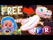 How To Get FREE LEGENDARY SKELE REX PET in Adopt Me! Roblox Halloween + FLY RIDE Skele-Rex Giveaway