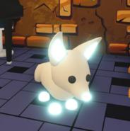 Neon Fennec Fox