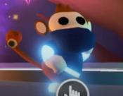 Neon Ninja Monkey