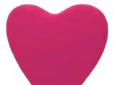 Heart Plushie