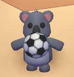 Soccer Ball Throw Toy