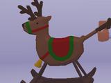 Reindeer Stroller