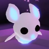 Neon Albino Bat