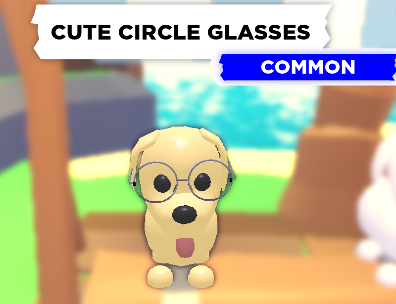 Cute Circle Glasses