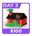 Adopt Me! Day 3 Rewards