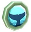 Beaked Whale Badge