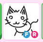 2d kitty in a players inventory