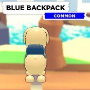 BlueBackpack