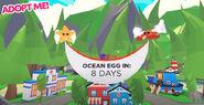 Ocean Egg Live Countdown