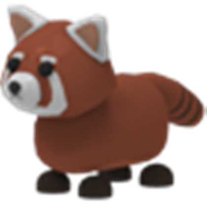 Red Panda Adopt Me Wiki Fandom