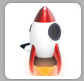Rocket stroller in inv