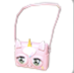 The Glamicorn Purse Pet in a player's inventory.