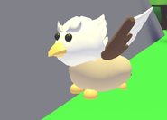 Griffin In-game